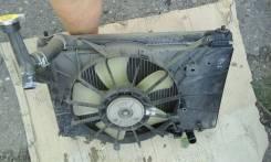 Радиатор охлаждения двигателя. Mazda Demio, DY5W Двигатель ZYVE