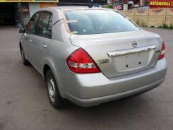Стекло заднее. Nissan Tiida Latio, SNC11 Двигатель HR15DE