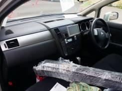Ремень безопасности. Nissan Tiida Latio, SNC11 Двигатель HR15DE