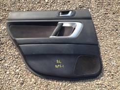 Обшивка двери. Subaru Legacy, BP5