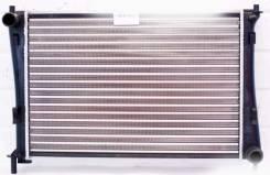 Радиатор охлаждения двигателя. Ford Fiesta