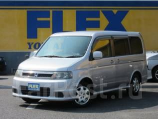 Honda Stepwagon. RF5, K20A