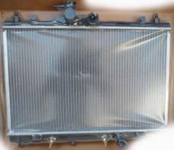 Радиатор охлаждения и кондиционера Nissan Tiida. Nissan Tiida, C11, C11X