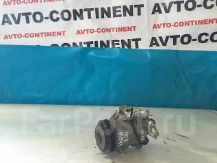 Компрессор кондиционера. Toyota Corolla Runx, NZE121 Двигатель 1NZFE