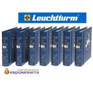 Leuchtturm альбом Vista для евро монет годовые наборы за 2008 327218