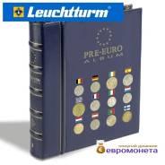 Leuchtturm Альбом для монет Vista, PRE-Euro Том 1 Германия 301907