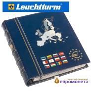 """Leuchtturm Альбом Vista для монет евро том 2 """"Новые члены"""", 341041"""