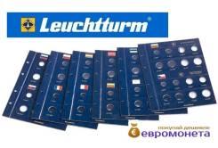Leuchtturm альбом Vista для евро монет годовые наборы за 2007 341031