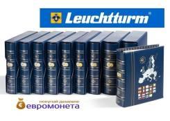 Leuchtturm альбом Vista для евро монет годовые наборы за 2004 341028