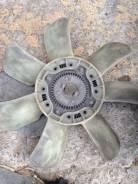 Вентилятор охлаждения радиатора. Toyota Hilux Surf, VZN130G Двигатель 3VZE