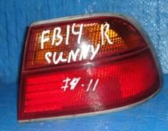 Стоп-сигнал. Nissan Sunny, B14, HB14, SNB14, EB14, FB14, SB14