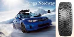 Tunga Nordway. Зимние, шипованные, без износа, 4 шт