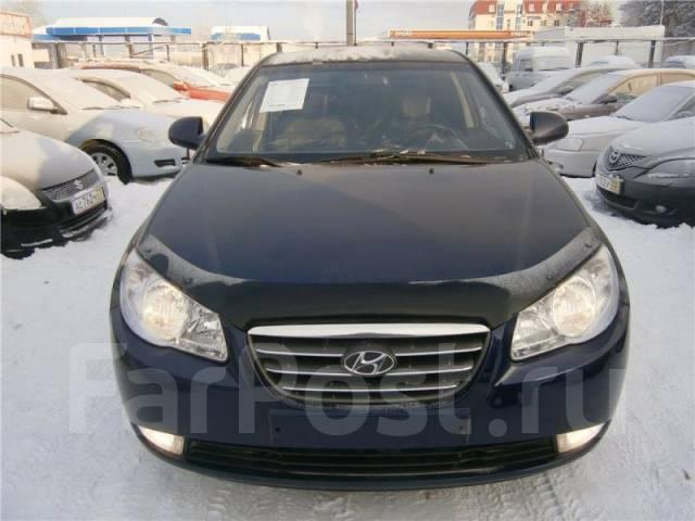 Hyundai Elantra. HD, G4FC