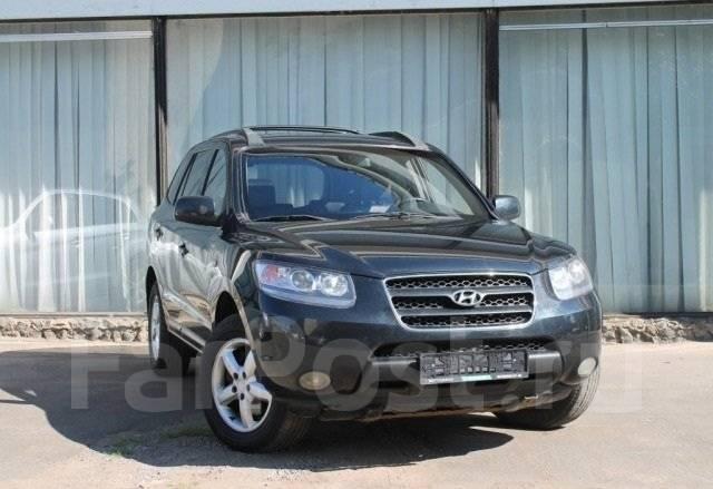 Hyundai Santa Fe. CM, G6EA