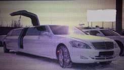 Амортизатор. Mercedes-Benz S-Class