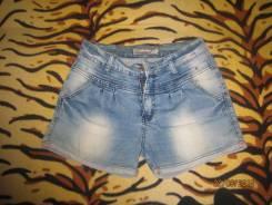 Шорты джинсовые. 38