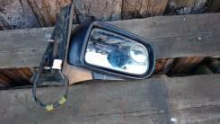 Зеркало заднего вида боковое. Mazda Familia, BJEP Двигатель RF