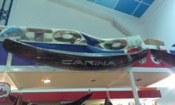 Дефлектор капота. Toyota Carina