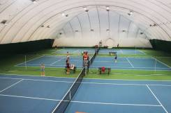 Дом Тенниса - уроки тенниса для всех! Корты!