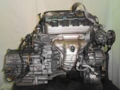 Контрактный б/у двигатель + акпп Honda D17A