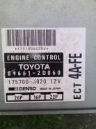 Блок управления двс. Toyota Corona, AT190 Двигатель 4AFE