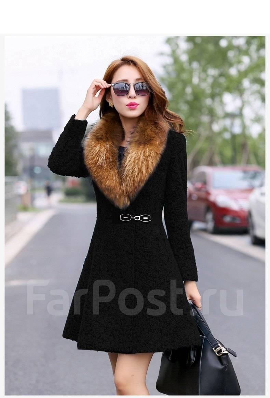 Пальто женские 52 размера купить. Весна осень 2018. Фото! Цены. 756224cf55805