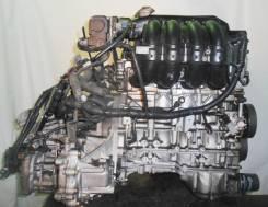 Контрактный б/у двигатель + вкпп Nissan QR25-DE