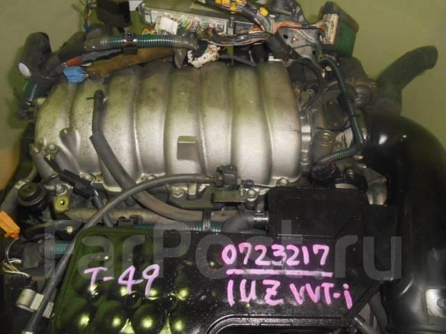Контрактный б/у двигатель+акпп Toyota 1UZ-FE VVTi