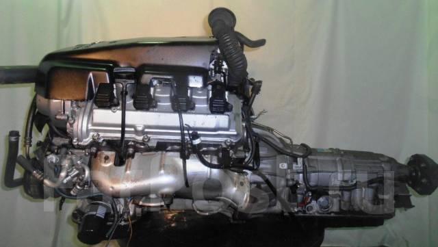 Контрактный б/у двигатель + АКПП Toyota 1UZ-FE