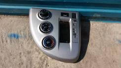 Блок управления климат-контролем. Toyota Ractis, NCP100, SCP100, NCP105 Двигатели: 1NZFE, 2SZFE