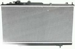 Радиатор охлаждения двигателя. Mitsubishi Galant, E77A, E54A, E74A, E52A, E57A, E84A, E72A, E53A Двигатели: 4D68, 6A12, 4G93, 6A11
