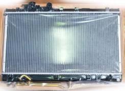 Радиатор охлаждения двигателя. Toyota Celica, ST202C, ST205, ST202, ST204, ST203, AT200 Двигатели: 3SGE, 3SGTE, 3SFE, 5SFE, 7AFE