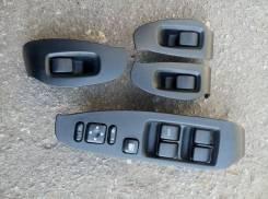 Блок управления стеклоподъемниками. Subaru Legacy B4, BE5 Двигатель EJ208