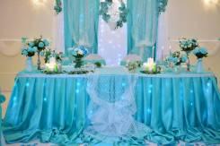 Свадебный банкет, для тех, кто женится один раз и на всю жизнь!