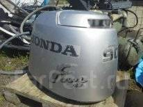 Honda. 90,00л.с., 4х тактный, бензин, нога X (635 мм), Год: 2006 год. Под заказ