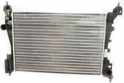 Радиатор охлаждения двигателя. Fiat Punto