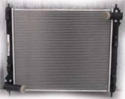 Радиатор охлаждения двигателя. Nissan Juke, NF15, F15, YF15 Двигатели: MR16DDT, HR16DE, HR15DE