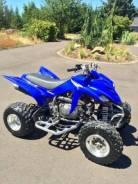 Yamaha Raptor 350. исправен, без птс, без пробега. Под заказ