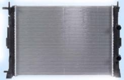 Радиатор охлаждения двигателя. Renault Megane, KM, LM2Y, LM05, LM1A, BM Двигатели: F4R, K4M, K4J
