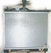Радиатор охлаждения двигателя. Hyundai i10