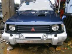 Ободок фары. Mitsubishi Pajero, V26C, V26WG, V26W Двигатель 4M40