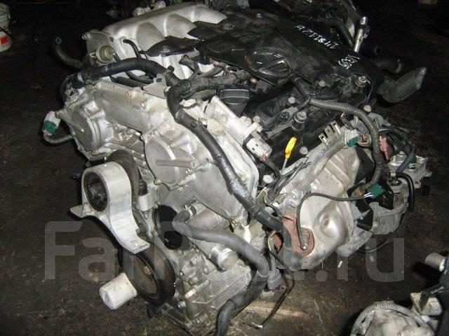 Двигатель VQ35DE для Nissan Murano Z51 Teana J32