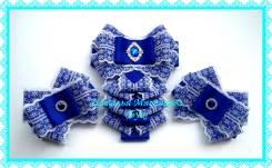 Галстуки-бабочки.