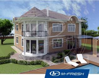 M-fresh Monte Carlo (Ярко жить на природе всей семьёй! ). 300-400 кв. м., 2 этажа, 8 комнат, бетон