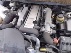 Двигатель. Toyota Chaser Двигатель 1JZGTE