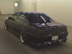 Багажный отсек. Toyota Cresta, JZX100