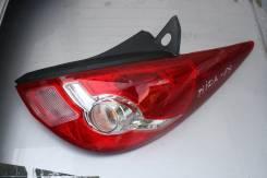 Стоп-сигнал. Nissan Tiida, NC11