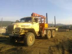 Урал 43204. Продаем , лесовоз с крановой установкой, 2 800 куб. см., 100 000 кг.