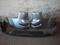 Бампер. Mitsubishi Outlander, CW4W, CW5W, CW6W Двигатели: 4B11, 4B12, 4HN4HK, 4N14, 6B31
