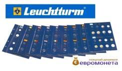 Leuchtturm альбом Vista для евро монет годовые наборы за 2006 341030